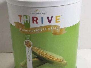 1 CAN THRIVE FREEZE DRIED SWEET CORN