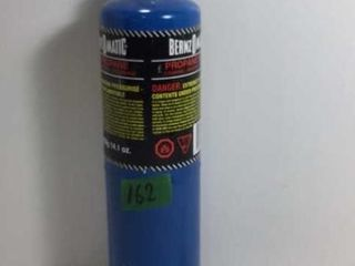 14.1 OZ BENZOMATIC PROPANE FUEL - 1/2 FULL