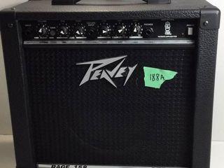 PEAVEY AMP, RAGE 158