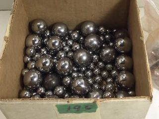 BOX ASSORTED BALL BEARINGS