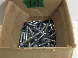"BOX 2 1/4""X 1/4"" BOLTS"