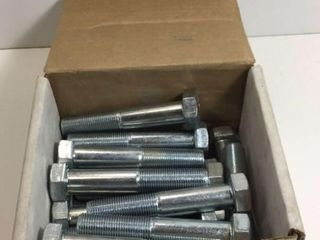 "BOX 3 3/4""X5/8"" NEVIS THREAD BOLTS"