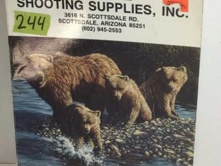 MANDALE SHOOTING SUPPLIES INC. BOOK