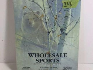 WHOLESALE SPORTS OUTDOOR OUTFITTERS, 1994
