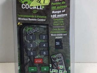 COCALL WIRELESS REMOTE CONTROL - 100M RANGE