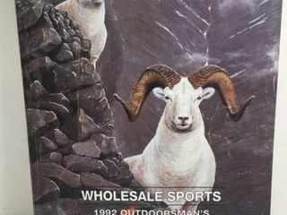 WHOLESALE SPORTS 1992 OUTDOORSMAN GUIDE