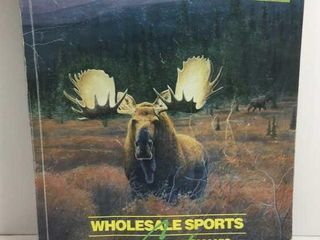 WHOLESALE SPORTS 1990 OUTDOORSMAN GUIDE