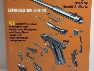 GUN DIGEST BOOK OF EXPLODED FIREARMS DRAWINGS