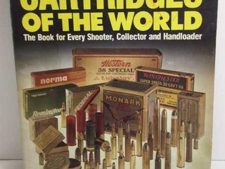 CARTRIDGES OF THE WORLD 4TH EDITION