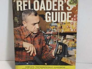 SHOOTERS BIBLE RELOADER'S GUIDE 1965
