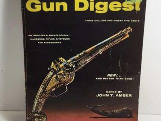 1965 GUN DIGEST 19TH ANNIVERSARY