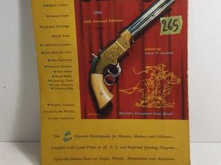 1960 GUN DIGEST 14TH ANNUAL EDITION