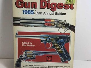 1985 GUN DIGEST - 39TH ANNUAL EDITION
