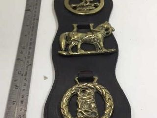 MISC HARNESS BRASS HIP DROP