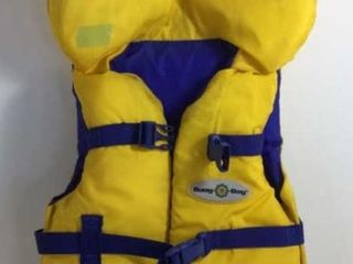 CHILD BOUY-O-BOY LIFE JACKET - 30-60LBS