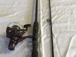 ABSOLUTE QS1025 REEL BELL FOX ROD - 6' 6""