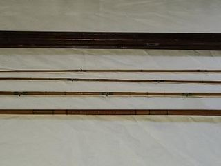 SPLIT CANE BAMBOO FLY ROD