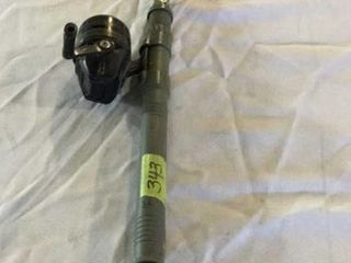 OMNI PS92 REEL & TELESCOPIC ROD