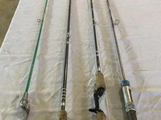 BUNDLE OF 4 RODS