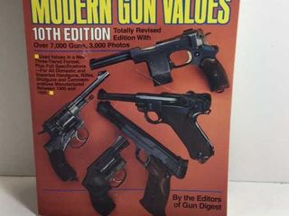 MODERN GUN VALUES 10TH EDITION