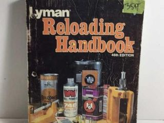 LYMAN RELOADING HANDBOOK - 46TH EDITION