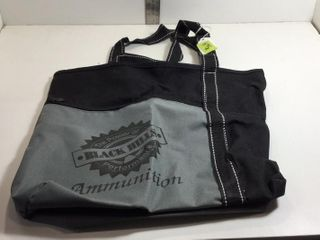 BLACK HILLS AMMUNITION TOTE BAG