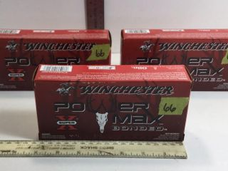 3 - WINCHESTER 7MM WSM 150GR POWER MAX AMMO