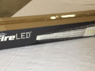 SOLID FIRE LED LIGHT BAR