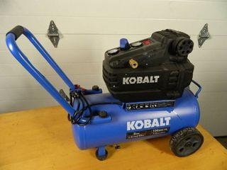 Kobalt 8 Gallon Air Compressor
