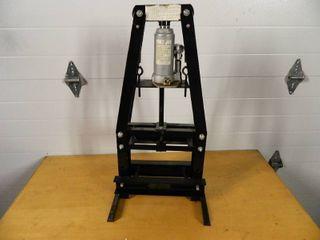 6 Ton Benchtop Hydraulic Press