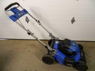 Kobalt 80 Volt Battery Powered Lawn Mower