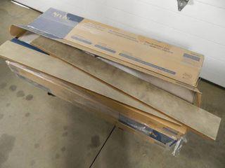 216 Sq Ft. New Engineered Hardwood Flooring