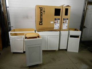 Take What You Want Base Cabinets