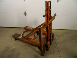 Lift-A-Pliance Forklift Attachment for Moving and Lifting Large Cartons