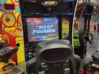 Fast & The Furious Arcade Game by Raw Thrills...