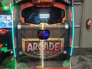 Jurassic Park Arcade Game. Currently sells fo...