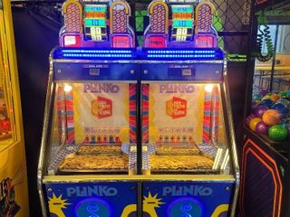 Arcade Game, Price is Right Plinko Two P...