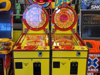 Qty 2 Speed Demon Arcade Machines. The p...