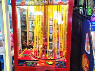 Whistle Stop showcases a large variety of pri...