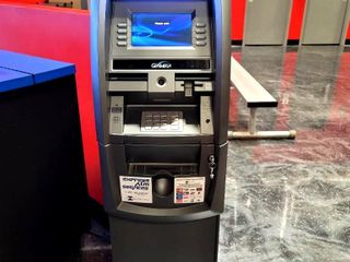 Genmega ATM Cash Machine. Approx dimensions:...