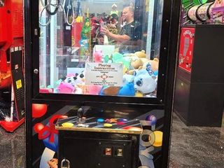 Toy Chest Arcade Claw Crane Game Model ...