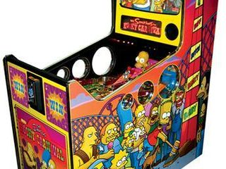 The Simpsons Kooky Carnival Pinball Mach...