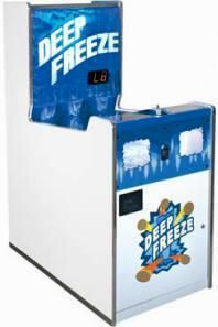 Deep Freeze Arcade Game - Deep Freeze by Bay ...