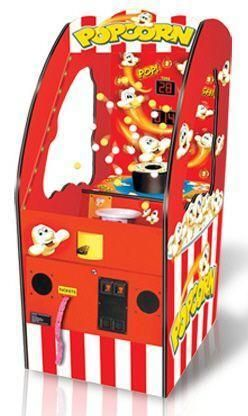 Popcorn Arcade Game - first pic stock pic. &n...
