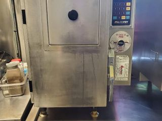 AutoFry Deep Fryer. Bring help to move....