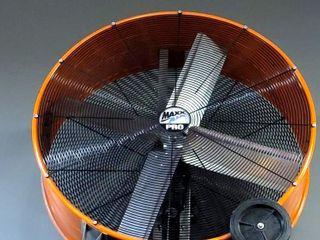 Commercial Maxx Air Pro Floor Fan. Bring ladd...