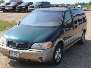 1999 Pontiac Montana - 2 Owners