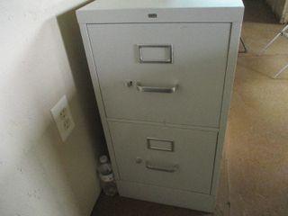 2- COMPARTMENT FILE CABINET