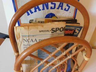 Collection of KU Programs   Magazines  etc