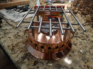Copper cooker